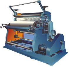 Single Face Paper Corrugation Machine (Vertical Type)